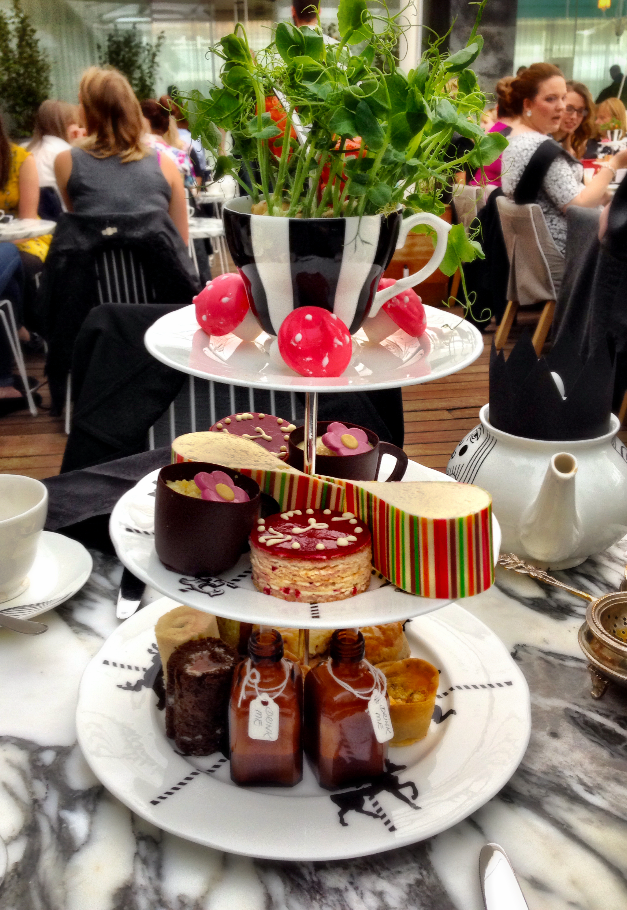 Mad Hatters Tea Party Food Ideas Uk